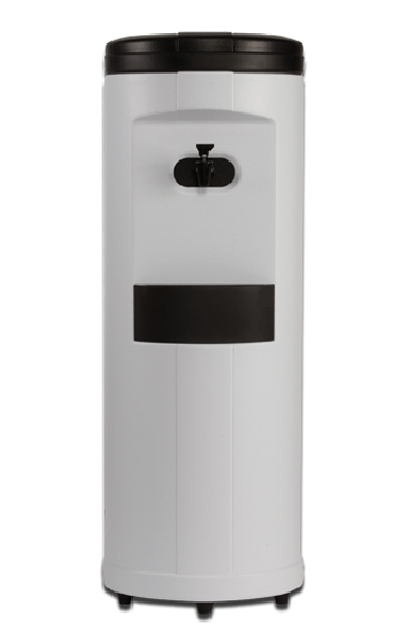 Water cooler made in Canada, cold water with filtration option